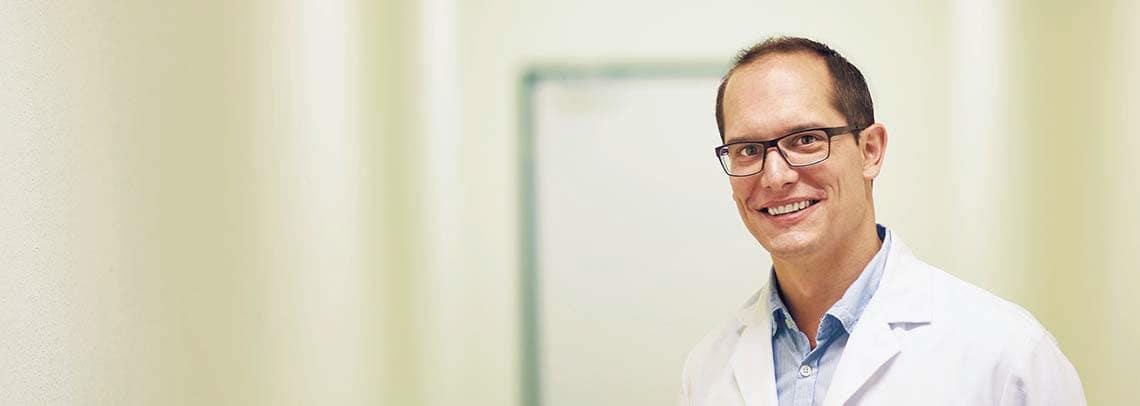 Dr. med. Riniker sagt Grüezi